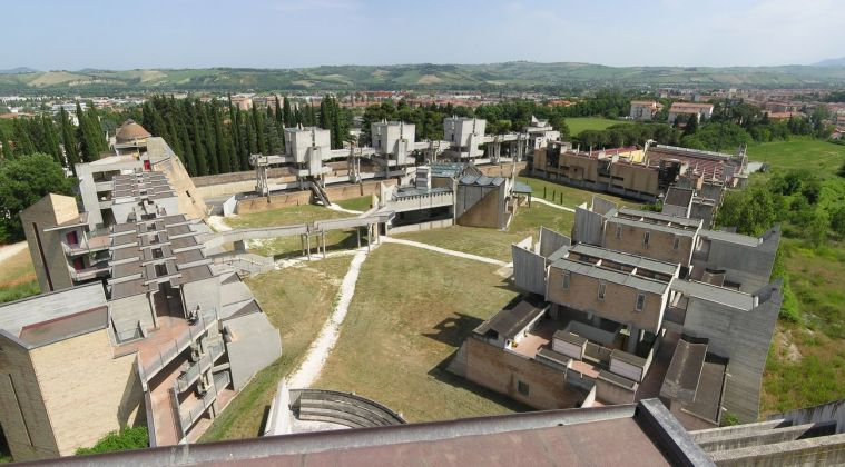 Leonardo Ricci, Cimitero di Jesi, 1984-94. Photo Andrea Aleardi