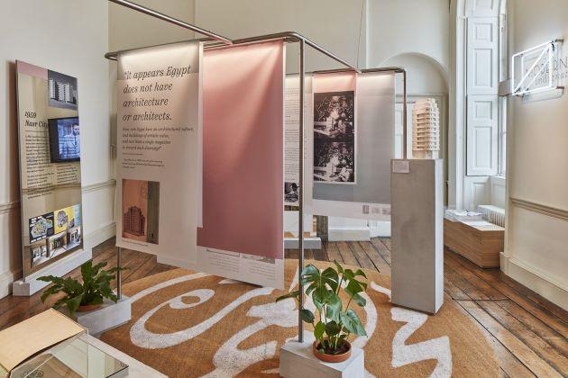 London Design Biennale 2018. Egypt, Mohamed Elshahed. Photo Ed Reeve