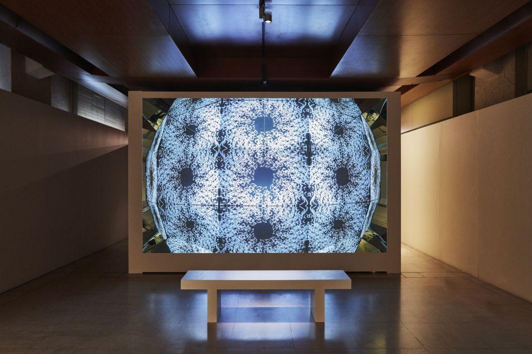 London Design Biennale 2018. Saudi Arabia, Lilwah Al Hamoud. Photo Ed Reeve