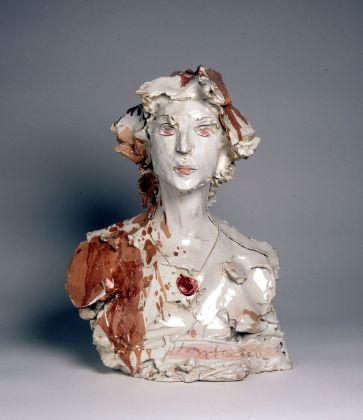 Lucio Fontana, Esa, 1953. Collezione privata