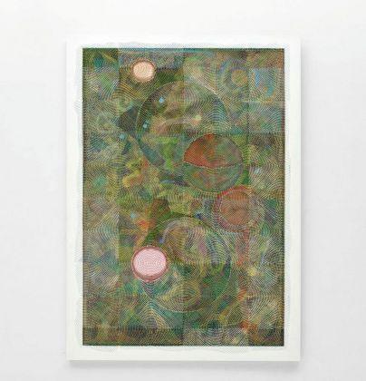 Luigi Carboni, Pittura muta, 2017, courtesy Galleria Poggiali