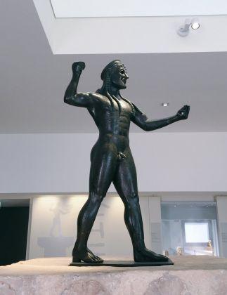 MarTa di Taranto, Zeus bronzeo di Ugento