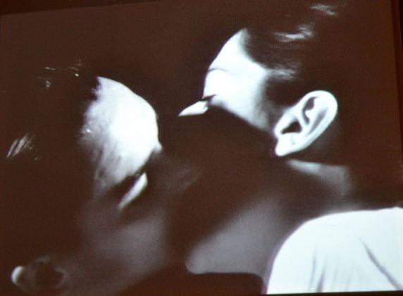 Marina Abramović & Ulay, Breathing in - breathing out, 1977-78, still da video