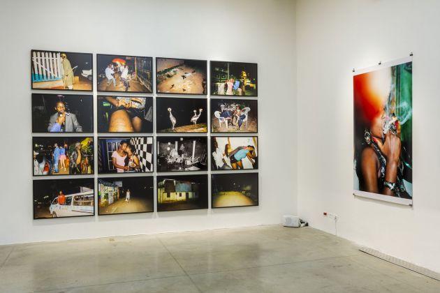 Michele Sibiloni, Fuck it, 2016. Courtesy l'artista. Installation view at CorrainiMAMbo artbookshop, Bologna 2018. Photo E&B Photo