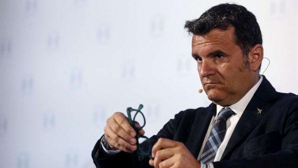 Il Ministro dell'Agricoltura Gian Marco Centinaio