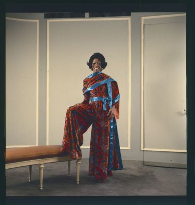 Moneta Sleet Jr - Courtesy Johnson Publishing Company 5 - 1969. The Black Image Corporation curated by Theaster Gates. Fondazione Prada Osservatorio, Milano 2018