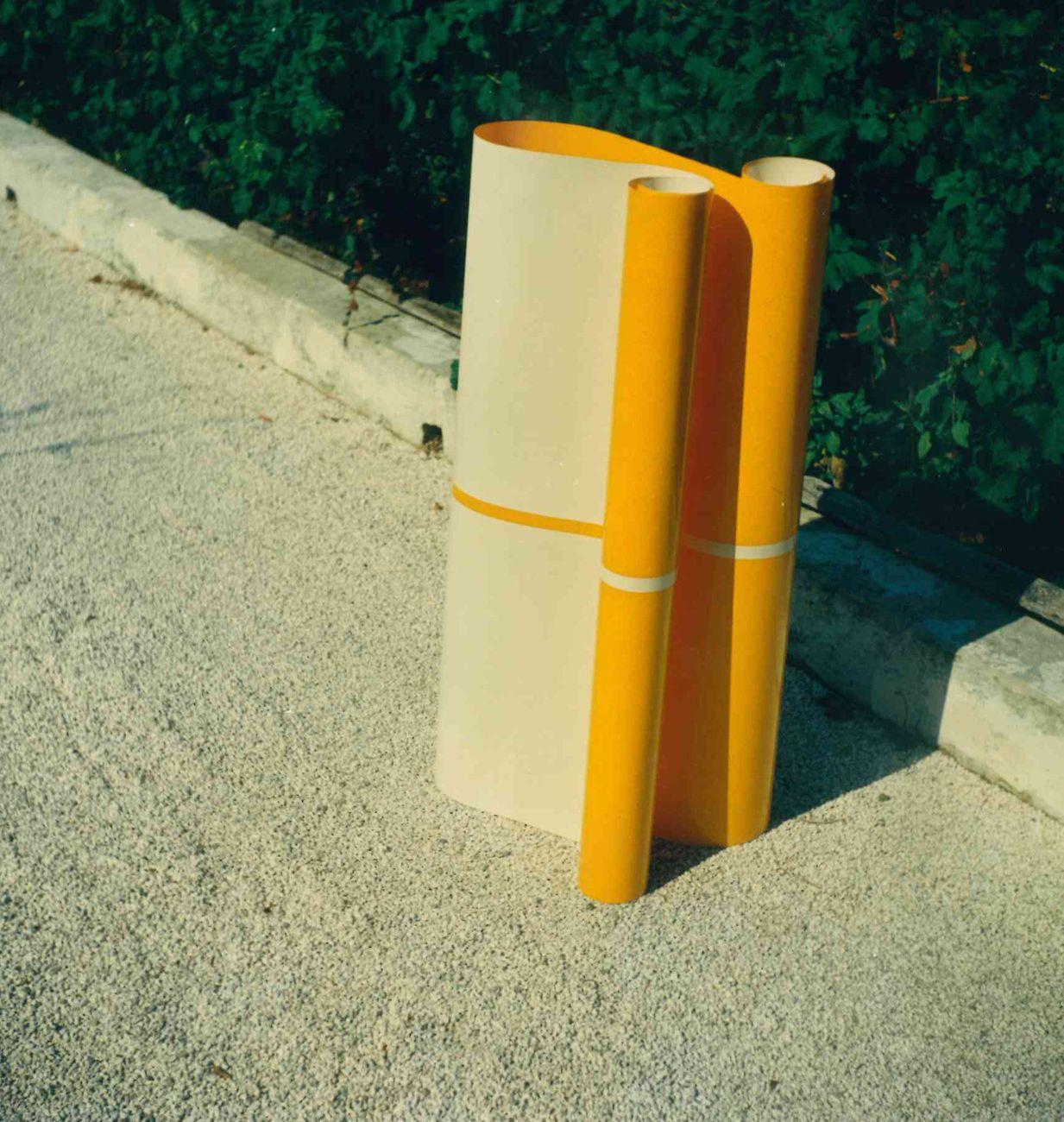 Natalino Tondo, Ipotesi di spazio, 1967 69. Courtesy Daniele e Emanuela Tondo