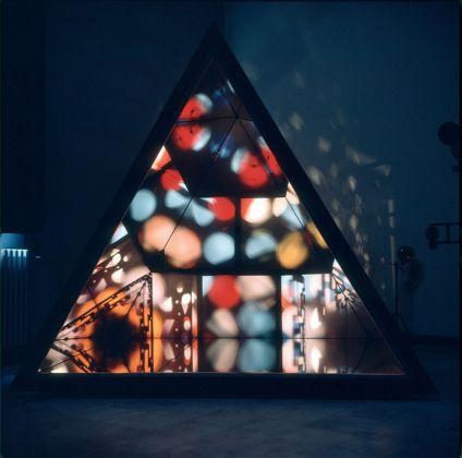 Nicolas Schöffer Le Prisme, 1965. Collezione Éléonore Lavandyra Schöffer, Parigi