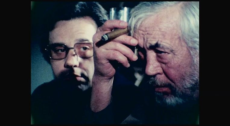 Orson Welles et al., The Other Side of the Wind (1970-76)