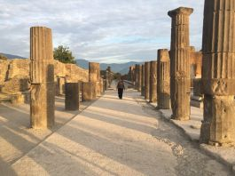 POMPEII'S FINAL HOURS NEW EVIDENCE