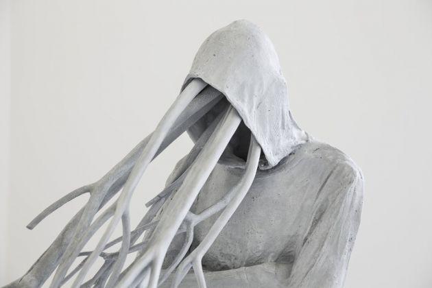 Paolo Grassino, Serie Zero, 2018
