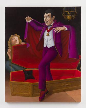 Patrizio Di Massimo, I am Count Dracula, 2018. Courtesy the artist & ChertLüdde. Photo credits Mark Blower