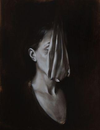 Radu Belcin, Shining in the shadow 2, 2015. Photo credit Galerie Selected Artists