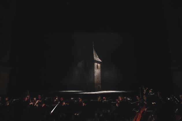 Romaeuropa Festival 2018. OHT & Filippo Andreatta, Curon Graun. Photo Fpro.it