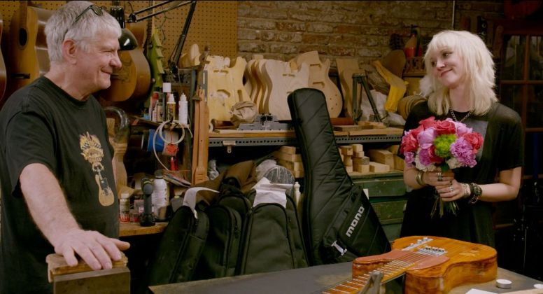 Ron Mann, Carmine Street Guitars (2018)