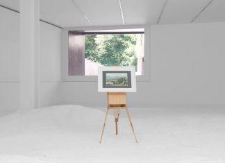 Rayyane Tabet. Fault Line. Installation view at Fondazione Antonio Dalle Nogare, Bolzano 2018