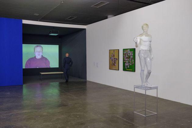 Sezione curata da Alejandro Cesarco, 33esima Biennale di San Paolo © Leo Eloy / Estúdio Garagem / Fundação Bienal de São Paulo