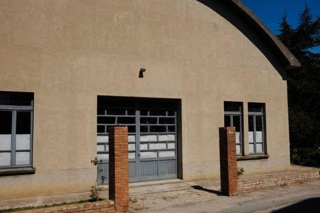 Studio Franca, facciata, Cannara, credit studio Franca