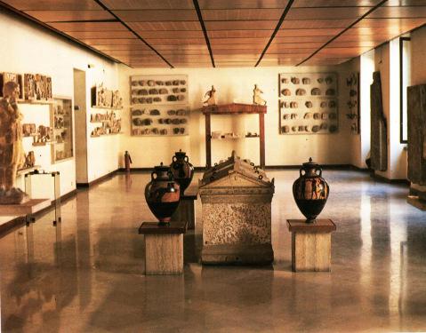 Taranto, Museo Archeologico (MarTA)