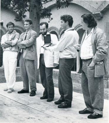Teatri Uniti nel settembre 1987