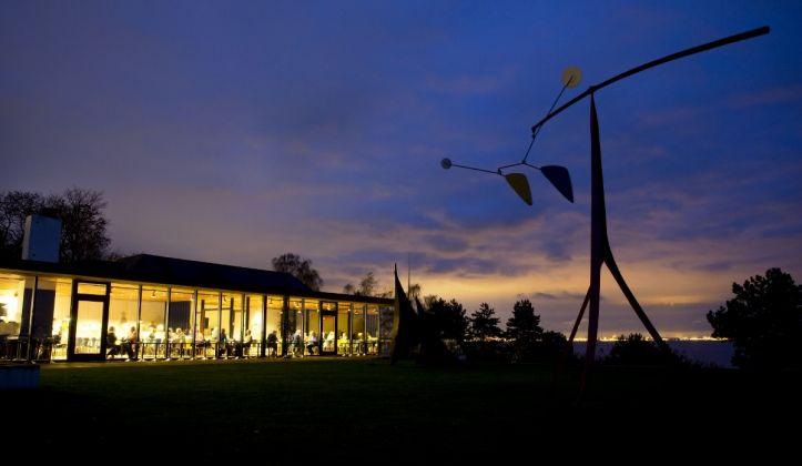 The Calder Terrace, Photo Bjarke Ørsted, Credit Louisiana Museum of Modern Art