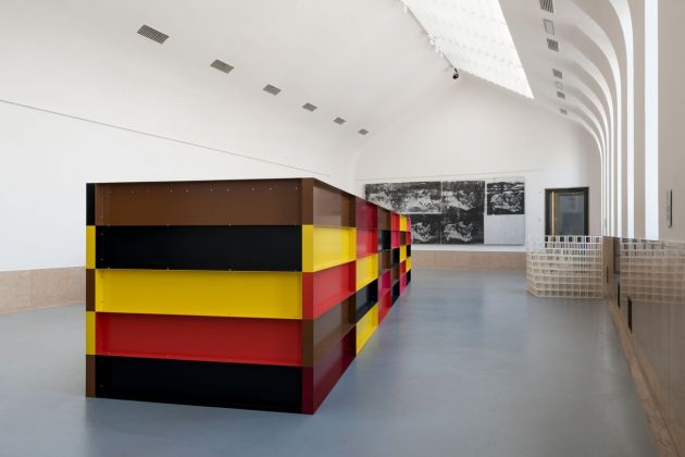 The Collection as Time Machine, installation view at Museum Boijmans Van Beuningen, Rotterdam, photo Lotte Stekelenburg