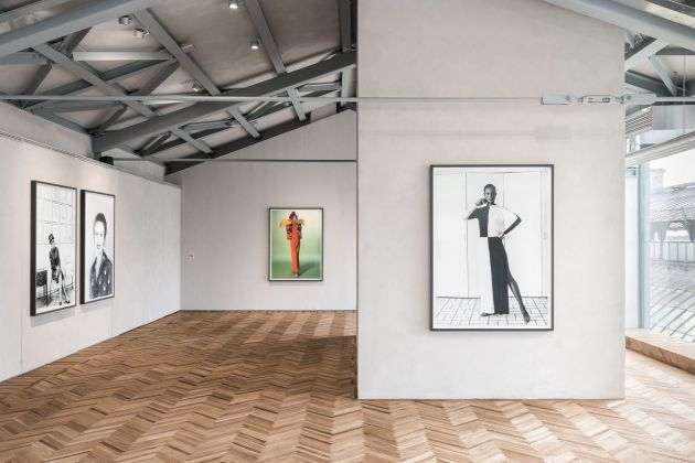 Theaster Gates. The Black Image Corporation. Exhibition view at Fondazione Prada Osservatorio, Milano 2018. Photo Delfino Sisto Legnani e Marco Cappelletti. Courtesy Fondazione Prada