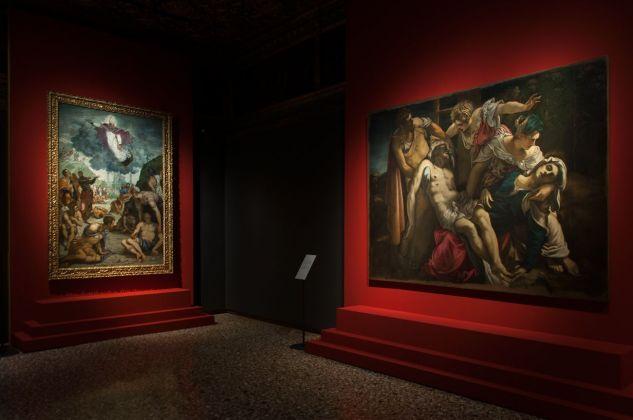 Tintoretto 1519-1594, exhibition view at Palazzo Ducale, Venezia 2018, photo Irene Fanizza (3)