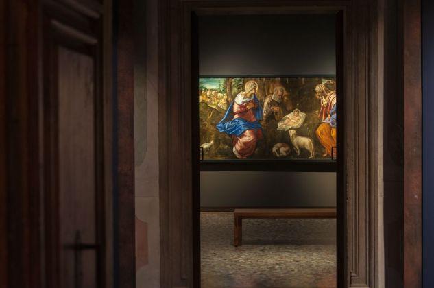 Tintoretto 1519-1594, exhibition view at Palazzo Ducale, Venezia 2018, photo Irene Fanizza