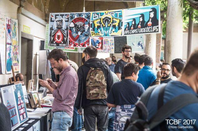 Treviso Comic Book Festival 2017. Photo Ettore Garbellotto