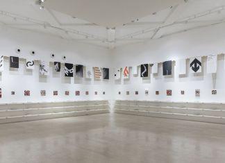 Unico e Ripetibile. Arte e industria nelle collezioni di Massimo De Carlo. Exhibition view at La Triennale di Milano, 2018 © La Triennale di Milano. Photo Gianluca Di Ioia
