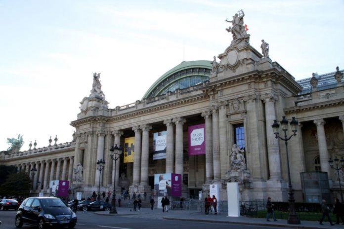 Vista esterna Grand Palais - foto Claudia Brivio