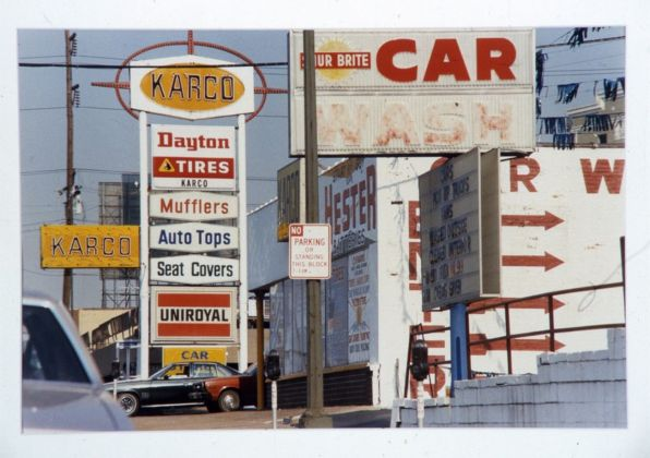 William Eggleston, Karco, 1973. Photo Annalisa Guidetti. Courtesy Eredi di Alessandro Grassi