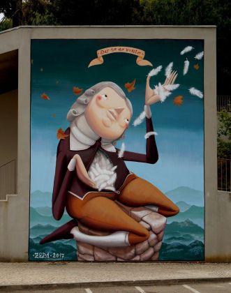 ZED1, Darsi al vento, Pombal. Photo credits Matteo Cognini