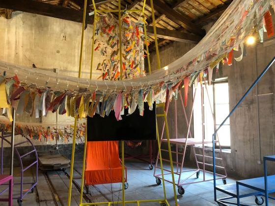 Manifesta 12 Studios, ex Mulino di Sant'Antonino, Palermo