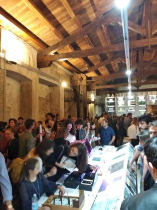 Manifesta 12 Studios, ex Mulino di Sant'Antonino, Palermo. Immagini dell'opening