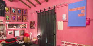 Casa Sponge, La camera delle meraviglie, Sponge 10, foto Natascia Giulivi
