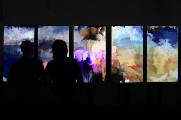Retroazione, Superbudda, Fondazione Merz di Torino