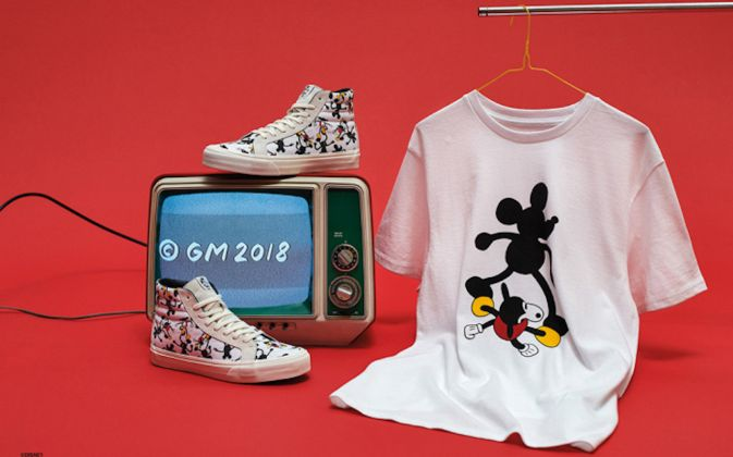 Vans Collection Disney