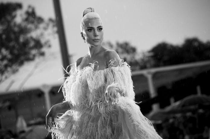 75. Mostra del Cinema di Venezia,Lady Gaga, A Star is Born, red carpet. Ph. Irene Fanizza