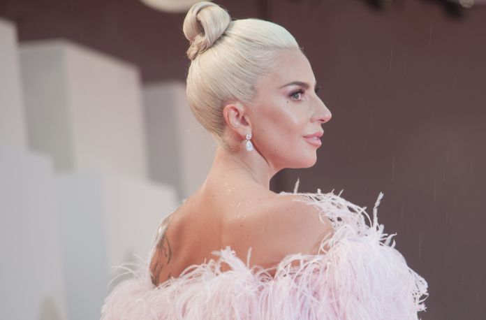 75. Mostra del Cinema di Venezia, Lady Gaga, A Star is Born, red carpet. Ph. Irene Fanizza