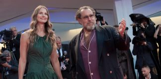 Venezia75, At eternity's gate, Julian Schnabel, photo di Irene Fanizza