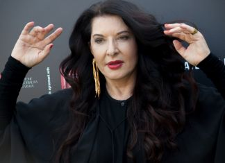Venezia75, Marina Abramovic, photo Irene Fanizza