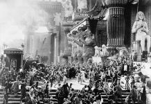 David W. Griffith, Intolerance