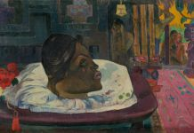 Paul Gauguin, Arii Matamoe (1892)