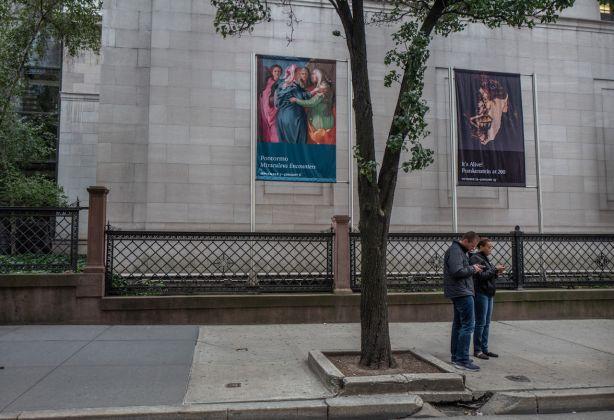 Alcune immagini dalle mostra su Pontormo negli Stati Uniti - Foto di Francesca Magnani