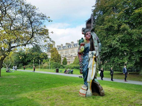 Frieze Sculpture 2018, Regent's Park, Londra