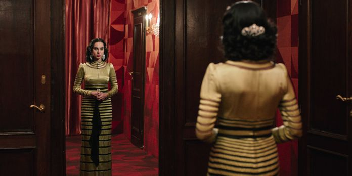 Shirin Neshat, Looking For Oum Kulthum, 2017, Courtesy of Razor Film, Coop99 Filmproduktion, In Between Art Film, Vivo film e Schortcut Films