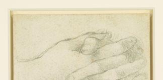 Leonardo da Vinci (1452 – 1519) Le mani di san Giovanni, ca. 1495