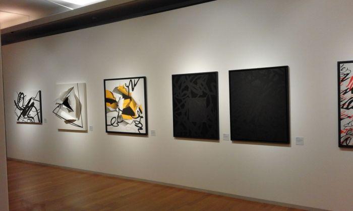Agostino Ferrari. Exhibition view at Museo del Novecento, Milano 2018. Photo credit Archivio Agostino Ferrari
